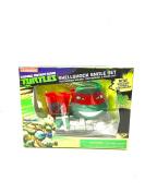 Raphael Teenage Mutant Ninja Turtles Shellshock Smile Set, Toothbrush holder,Toothbrush, & Rinse Cup