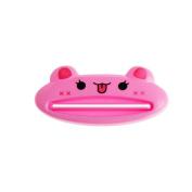Julyshop Super Cute Cartoon Pig/Panda/Flog/Cat Toothpaste Tube Squeezer Toothpaste Dispenser in Bathroom Home