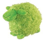 MerryMakers Where Is The Green Sheep. Plush Doll, 13cm