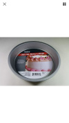 Cooking Concepts 20cm inch Round Cake Pan Set of 2