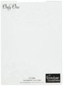 Couture Creations The Marriot Collection Embossing Folder, Only One