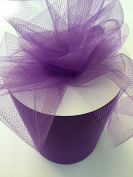 Tulle Fabric Spool/Roll 15cm x 100 yards (90m), 34 Colours Available, On Sale Now!