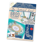 Tattered Lace Magazine #28 ~ Includes a FREE Lush Swirls Die, TTLMAG28