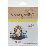 Stamping Bella Cling Rubber Stamp 17cm x 11cm -Hey Bud