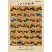 Laundry Basket Quilts Sweet Ride Pattern