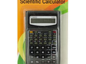 Scientific Calculator With Slide-On Case - Pack of 24