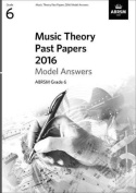 Music Theory Past Papers