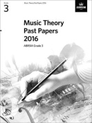 Music Theory Past Papers: 2016