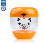 The Ultimate UV Pacifier & Baby Bottle Sanitizer By Baby b Fresh | Tiger UV Portable Sanitizer For Pacifiers, Bottle Nipples, Teething Toys & Sippy Cups | Kills Germs & Bacteria & Keeps Babies Safe
