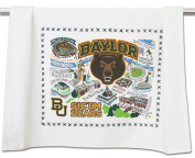 BAYLOR UNIVERSITY COLLEGIATE DISH TOWEL - CATSTUDIO