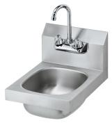 Krowne 30cm Wide Space Saver Hand Sink Compliant, HS-9L