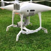 Drone Fans Heightened Landing Gear Stabilisers Landing Skid + Gimbal Camera Guard Protection Board for DJI Phantom 4PRO/ 4PRO+