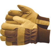 Gempler's 21938 Waterproof, Insulated Pigskin Work Gloves, Size Small, 1 Pair