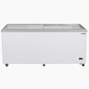 "Maxx Cold 71"" 0.6cbm Commercial Mobile Ice Cream Display Freezer"