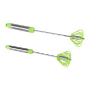 Ronco Self Turning Turbo Whisk, Green