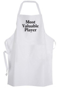 Most Valuable Player – Adult Size Apron - MVP Sports Work