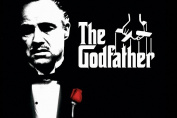 MOVIE POSTER FRIDGE MAGNET - THE GODFATHER 3½ x 2½ inches Jumbo