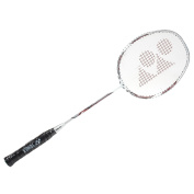 Yonex Nanoray 70 DX Black/ Lime Strung Badminon Racquet