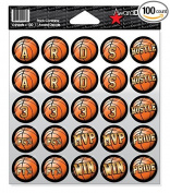 Award Decals Basketball Decals