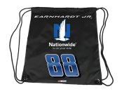 NASCAR # 88 Dale Earnhardt Jr Cinch Bag-Dale Jr Drawstring Backpack-NEW for 2016!