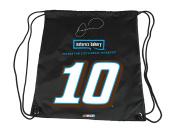 NASCAR # 10 Danica Patrick Cinch Bag-Danica Patrick Drawstring Backpack-NEW for 2016!