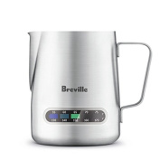 Breville Stainless Steel Temp Control Milk Jug, 470ml Capacity, BES003XL