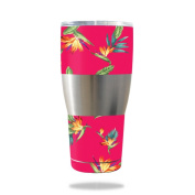 MightySkins Protective Vinyl Skin Decal for IBEX 890ml Tumbler wrap cover sticker skins Paradise