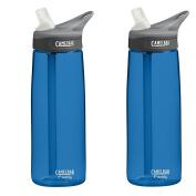Camelbak Eddy Water Bottles 0.75L (Pair) - Oxford Blue