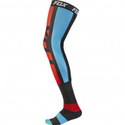 Fox Grey-Red 2017 Seca Knee Brace MX Socks