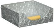 Luxe Galvanised Steel Napkin Holder