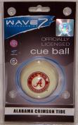 Alabama Crimson Tide Logo Cue Ball - NCAA Officially Licenced