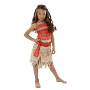 Disney Moana Girls Adventure Outfit, Age