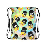 """Hellathund Colourful Lovely Life series Pattern Gym Bags for ladies 15""""11"""""""