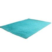 Datework Fluffy Anti-Skid Dining Room Home Bedroom Carpet Floor Mat