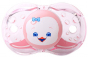 Keep-it-Kleen Pacifier - Pink Penguin - Dummy 0 - 36 Months