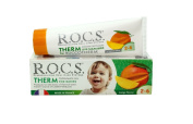 Toothpaste R.O.C.S THERM for BABIES / ROCS toothpaste-gel