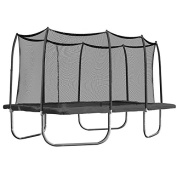 Skywalker Trampoline Net for 2.7m x 4.6m Rectangle Trampoline Enclosure using 8 Poles - NET ONLY