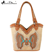 Montana West Women's Shoulder Bag beige beige