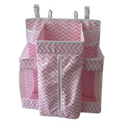 Highdas Large Size Cotton Stable Hanging Storage Organiser for Baby Thick & Washable