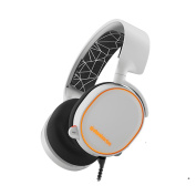 Steelseries Arctis 5 X 7.1 Surround Gaming Headset with RGB Illumination and DTS Headphone for PC,