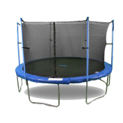 Upper Bounce 4.9m Trampoline with Enclosure