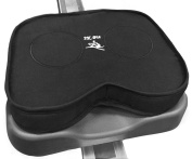 Rowing Machine Seat Cushion that perfectly fits Concept 2 with Thick Memory Foam and Washable Cover