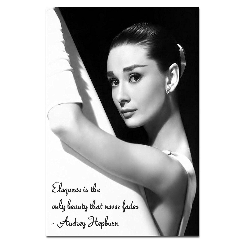 Audrey Hepburn Poster A3 Size (Audrey Hepburn AH3) by Underground ...