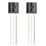 LM35DZ LM35 TO-92 High Precision Temperature Sensor IC Inductor For Arduino Raspberry ARM AVR DIY
