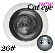 Cat Eye Gel Colour UV Magnetic - # 26