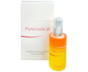 Cosmeceuticals Pureceutical Biotechnology Two-phase cleansing solution for pore shrinking 125 ml Made in Switzerland