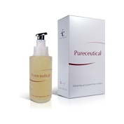 Cosmeceuticals Pureceutical Biotechnology Cleansing gel against fine wrinkle 125 ml Made in Switzerland