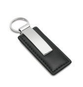 Key 1230 Calypso Keyring Metal and Faux Leather)