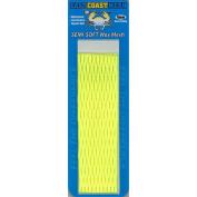 East Coast Dyes Lacrosse Mesh 15mm Semi-Soft Wax Field Mesh Solid Colour
