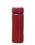 Stainless Steel Vacuum Insulation Thermos Coffee Mugs Travel Beverage Bottles,Red